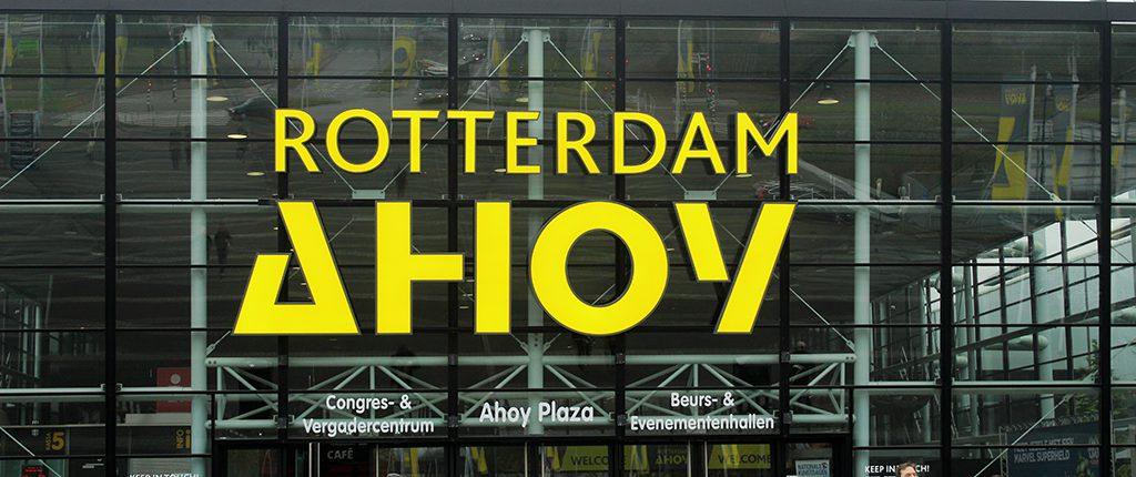 'Nationale Kunstdagen' Ahoy Rotterdam.