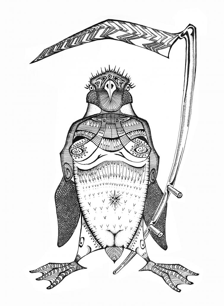 Grim Penguin