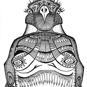 Floyd van den Wijngaard, Grim Penguin Square