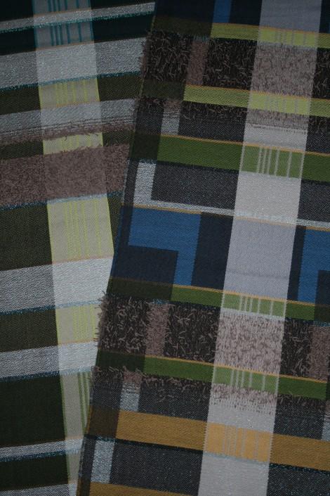 """""""Ófaerufoss"""" - Textile Art by Scarlett"""