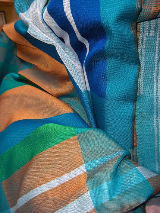 """Tenderness""- Textile Art by Scarlett"