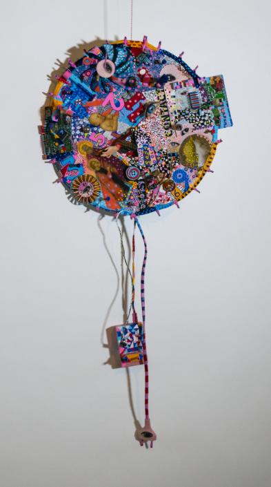 Clock by Hab Vandenwijngaard