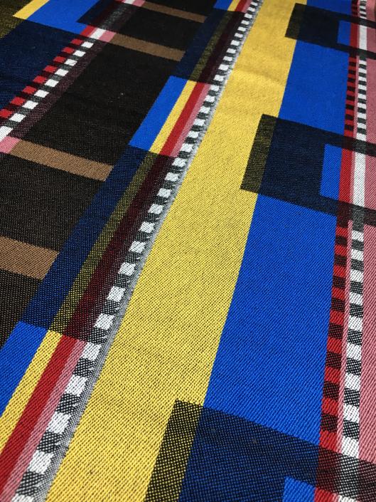"""""""Gansu I"""" - Textile Art by Scarlett"""